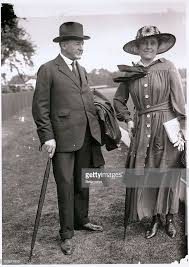 Sir Adam and Lady Adam Beck posing together ca.1916 News Photo - Getty  Images