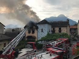 Incendio al ristorante Divin Porcello