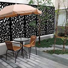 Matrix 2410 X 1205mm Charcoal Autumn Screen Panel Bunnings Warehouse