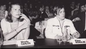 Image result for klaus schulze with Wendy Carlos | Wendy carlos, Klaus,  Wendy's