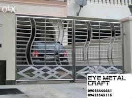 Window Grills Gates Trusses Railings Spiral Stair Fabrication Ser For Sale Philippines Find New An Front Gate Design Steel Gate Design Steel Door Design