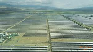 the noor concentrated solar power