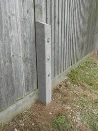 70 Fence Post Repairs Ideas In 2020 Fence Fence Post Repair Fence Post