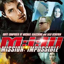 Mission: Impossible III (soundtrack) | Mission Impossible