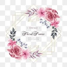 wedding frame png images vector and