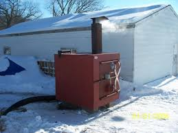 homemade wood boiler plans plete