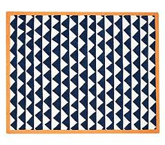 Amazon Com New Authentic 5 X8 Eth01 Navy Orange Kids Woolen Handmade Area Rug Carpet Kitchen Dining Boys Room Rugs Boys Rug Rugs On Carpet