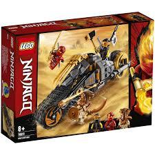 LEGO Ninjago: Cole's Dirt Bike (70672) Toys