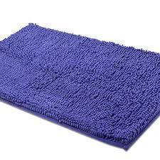 bathroom rugs royal blue
