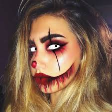 21 super scary halloween makeup looks