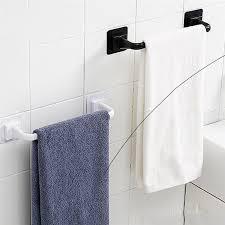 towel bar bathroom towel storage rack