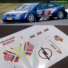 Opel Astra V8 Bayern Munchen Tailormadedecals Oa01 24