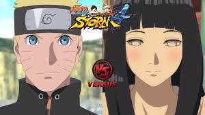 Naruto Uzumaki The Last vs Hinata Hyuga The Last