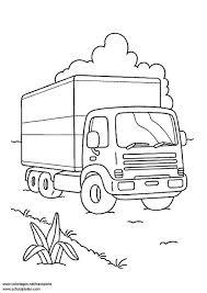 Kleurplaat Vrachtwagen Gratis Kleurplaten Om Te Printen