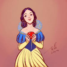 Snow White by crr.dleon
