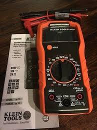mm300 manual ranging digital multimeter