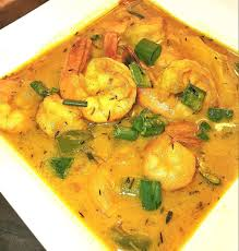 Jamaican Curry Shrimp and Scallops ...