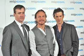 MIPCOM 2012 Red Carpet: Matthew Macfadyen, Jerome Flynn, A… | Flickr