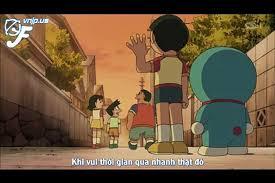 Doraemon Đường chân trời trong phòng Nobita & Shizuka trong quả trứng 02 -  video dailymotion