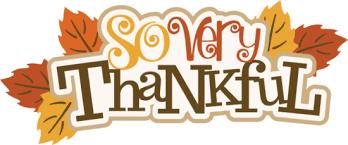 Gratitude – Pueblo High School