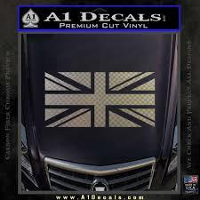 British Flag Decal Sticker A1 Decals