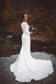 beautifully modest wedding dresses