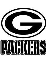 Green Bay Packers Circle Logo Vinyl Decal Sticker 10