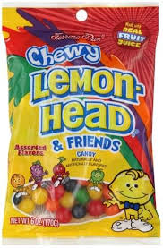 lemonhead lemon heads friends chewy