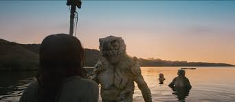 SHALLOW WATER: Sandy Collora Returns with Creature Feature