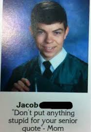 great job funny yearbook quotes funny yearbook best yearbook