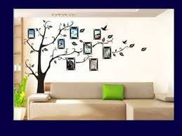 Family Tree Wall Decal Youtube Tree Wall Decal Family Tree Wall Decal Wall Decor Decals