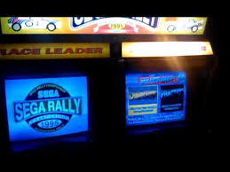 sega rally chionship twin arcade