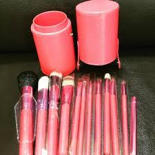 eye lip makeup brush set