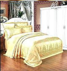 rose gold bedding sheets set pink