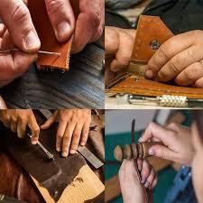 356pcs leathercraft tools kit leather