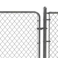 Galvanized Chain Link Fence Gate Clip At Menards