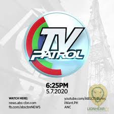 TV Patrol' goes online on iWant, TFC, Facebook, and YouTube ...