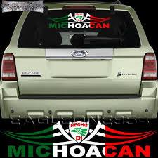 1 Mexican Mexico Flag Decal Vinyl Sticker Hecho En Mexico 22 40 Picclick