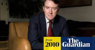 Peter Mandelson on Brown and Blair: Regrets? I've had a few | Politics |  The Guardian