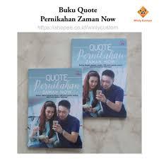 buku quote pernikahan zaman now keluarga bahagia