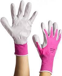 atlas glove nitrile touch garden glove