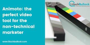 video editing software - animoto