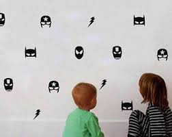 The Flash Wall Decal Etsy