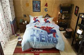 bed linen marvel spider man bedding set