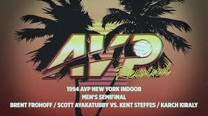 AVP Rewind: 1994 New York City Indoor - YouTube