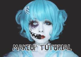 creepy cute makeup tutorial adafruit