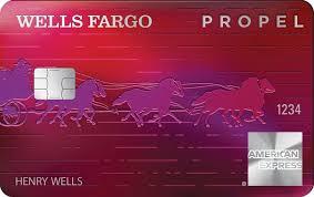 new wells fargo propel card survey