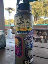 Got Some More Stickers To Cover Up The Scratches Hydroflask