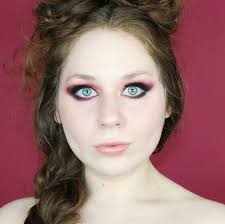 dramatic makeup tutorial lillee jean
