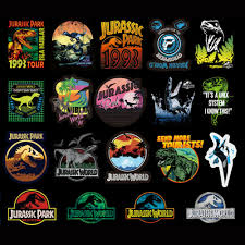 Home Garden 75 Jurassic Park Sticker Bomb New Style Vw Skateboarding Scooter Vinyl Decal Set Children S Bedroom Child Decor Decals Stickers Vinyl Art